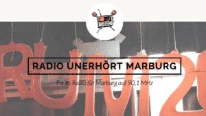 Das Trio bei Radio Unerhört - Jubiläumssendung 20 Jahre »Jazz Zeit Extra«!