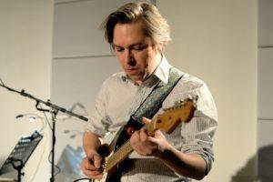 Tobias Hoffmann PKT CD Release Foto: Gerhard Richter